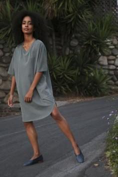 kassia tee dress