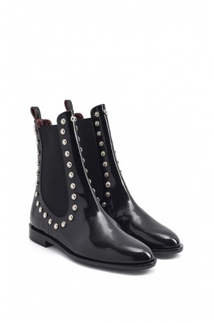 odeon studded chelsea boot
