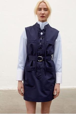 alda vest dress